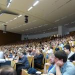 Hörsaal mit über 1000 Besuchern